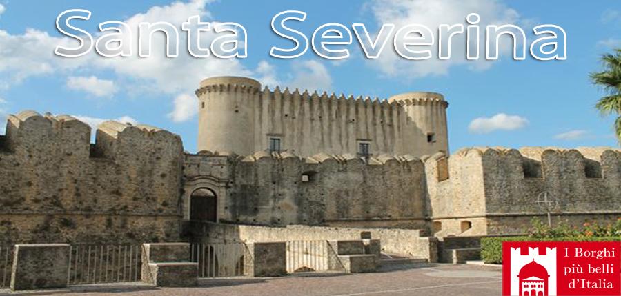 Santa Severina vacanze in calabria